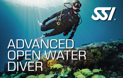 SSI Advanced Adventurer Diver