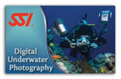 SSI Digital Underwater Photography Specialty